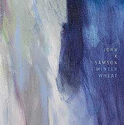 Cover JOHN K. SAMSON, winter wheat