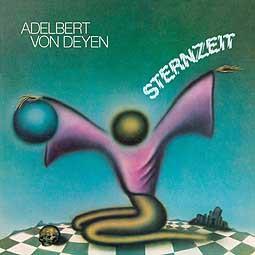 ADELBERT VON DEYEN, sternzeit cover