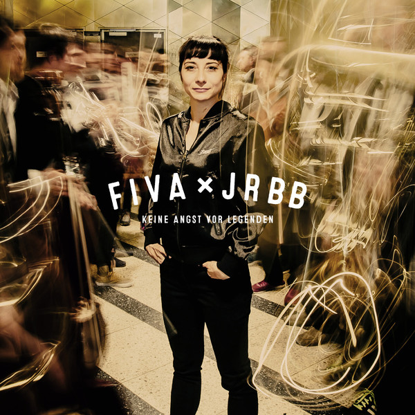 FIVA X JRBB, keine angst vor legenden cover