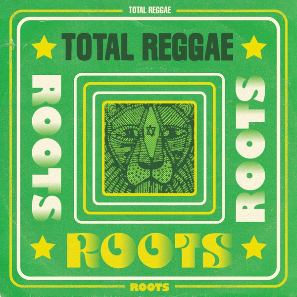Cover V/A, total reggae - roots