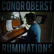 Cover CONOR OBERST, ruminations