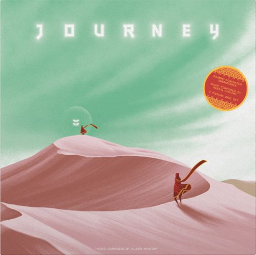 Cover O.S.T. (AUSTIN WINTORY), journey