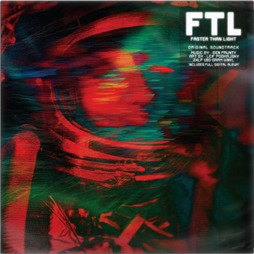 Cover O.S.T. (BEN PRUNTY), ftl -faster than light
