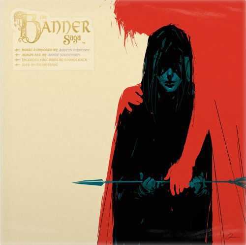Cover O.S.T. (AUSTIN WINTORY), the banner saga