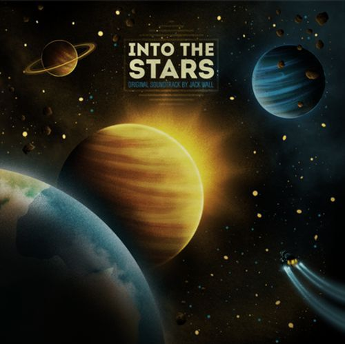 Cover O.S.T. (JACK WALL), into the stars