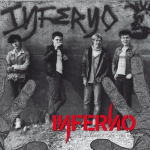 Cover INFERNO, anti hagenbach tape - the beginning
