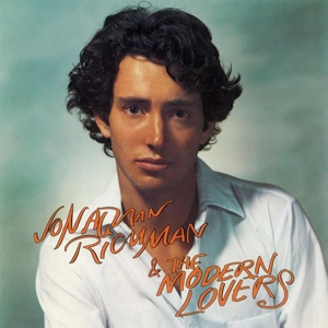JONATHAN RICHMAN & MODERN LOVERS, s/t cover