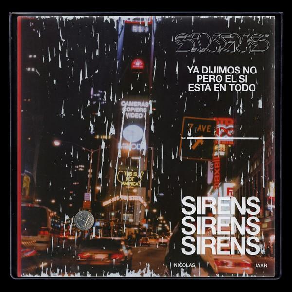 NICOLAS JAAR, sirens cover