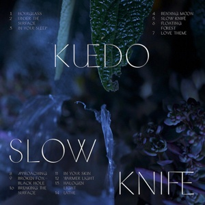 Cover KUEDO, slow knife