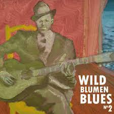 V/A, wildblumenblues vol. 2 cover