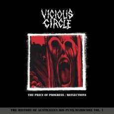 VICIOUS CIRCLE, price of progress & reflections cover
