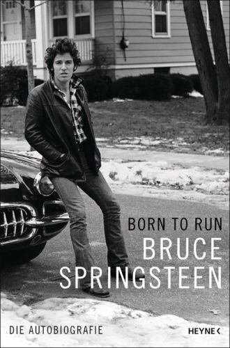 Cover BRUCE SPRINGSTEEN, born to run