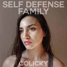 Cover SELF DEFENSE FAMILY, colicky