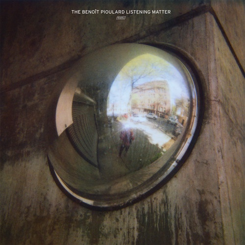 BENOIT PIOULARD, listening matter cover