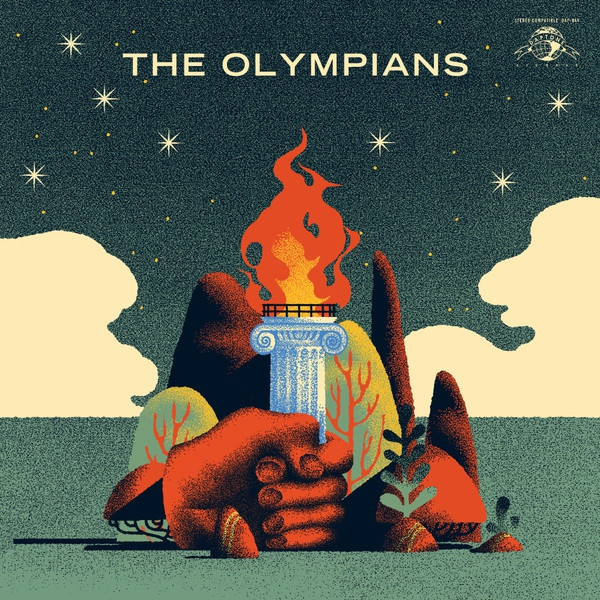 Cover OLYMPIANS, s/t
