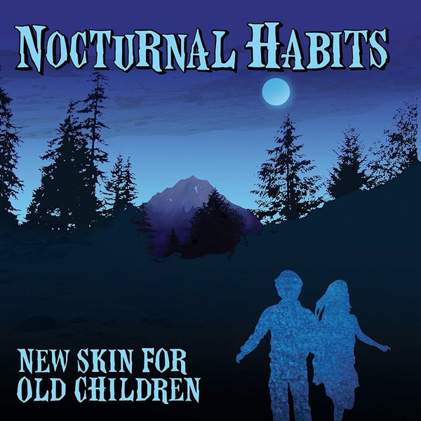 NOCTURNAL HABITS, new skin for old children cover