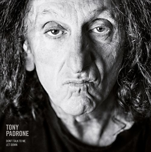 TONY PADRONE (LOMBEGO SURFERS), don´t talk to me cover