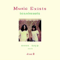 Cover TENNISCOATS, music exists disc 2