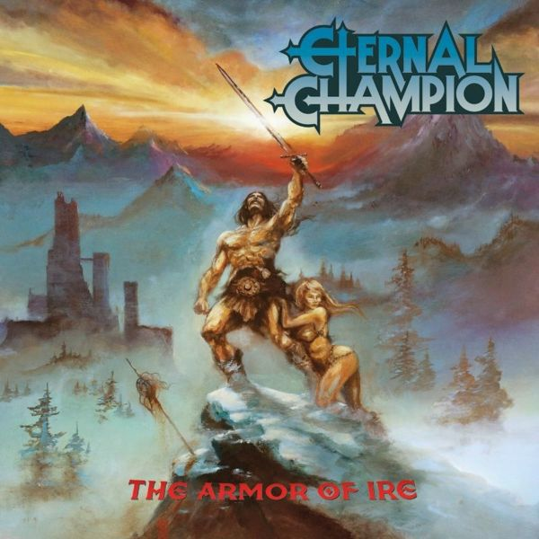 ETERNAL CHAMPION, the amor of ire cover