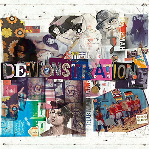 Cover PETER DOHERTY, hamburg demonstrations