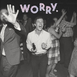 Cover JEFF ROSENSTOCK, worry.