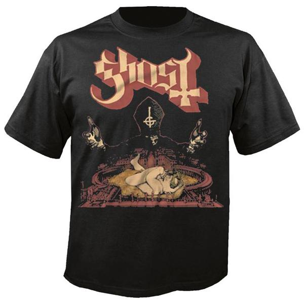 Cover GHOST, infestissumam (boy) black