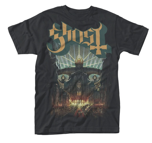Cover GHOST, meliora (boy) black