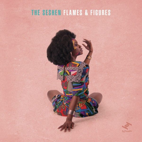 Cover THE SESHEN, flames & figures