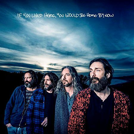 CHRIS ROBINSON BROTHERHOOD, if you lived here, you would be home by now cover