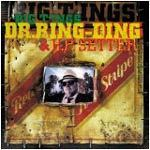 Cover DR. RING DING & H.P. SETTER, big t´ings