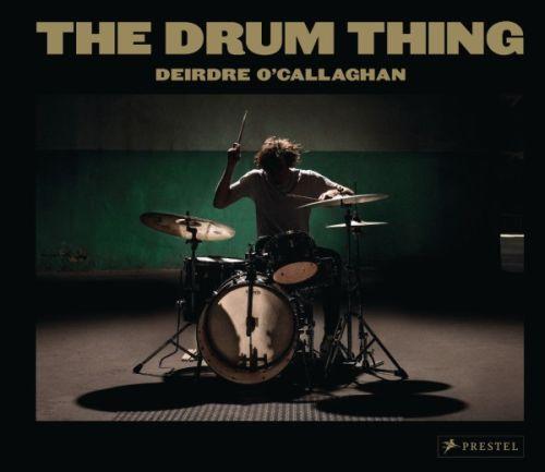 DEIDRE O´CALLAGHAN, the drum thing cover