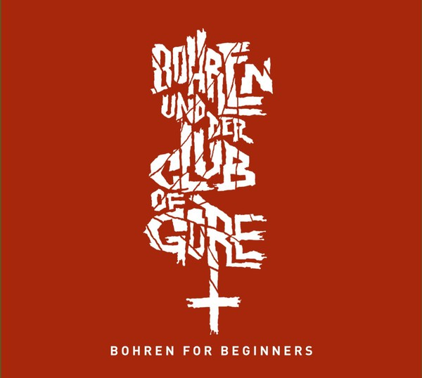 Cover BOHREN & DER CLUB OF GORE, bohren for beginners