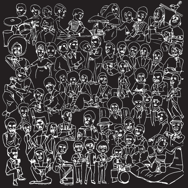 Cover ROMARE, love songs: part two