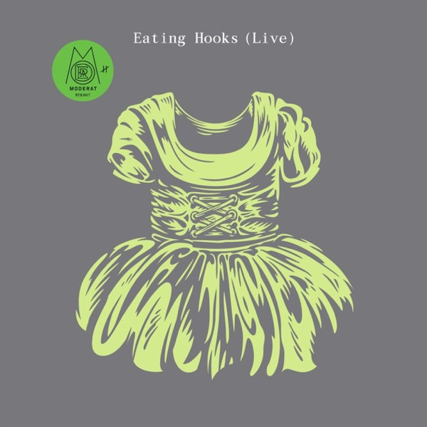 Cover MODERAT, eating hooks (live)