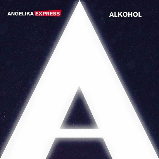 Cover ANGELIKA EXPRESS, alkohol