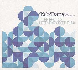 Cover KEB DARGE, presents best of legendary deep funk