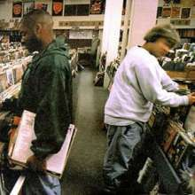 Cover DJ SHADOW, endtroducing (20th anniversary edition)