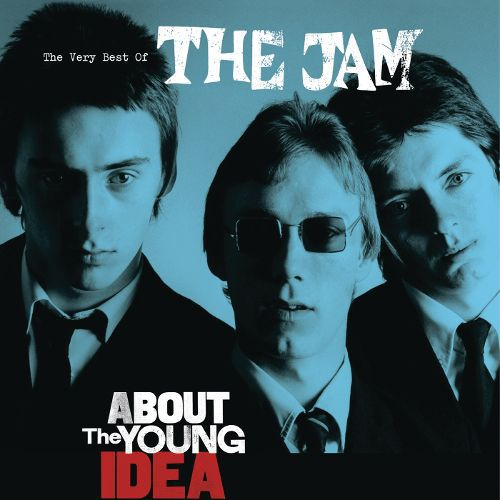 THE JAM, about the young idea: very best of cover