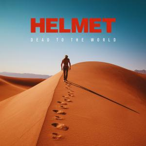 Cover HELMET, dead to the world