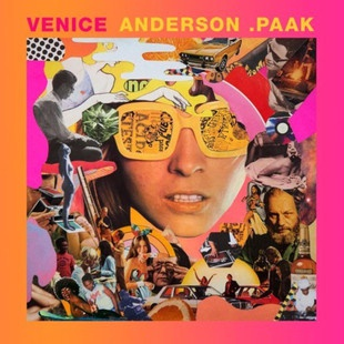 Cover ANDERSON.PAAK, venice