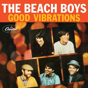 Cover BEACH BOYS, good vibrations 50th anniversary edition