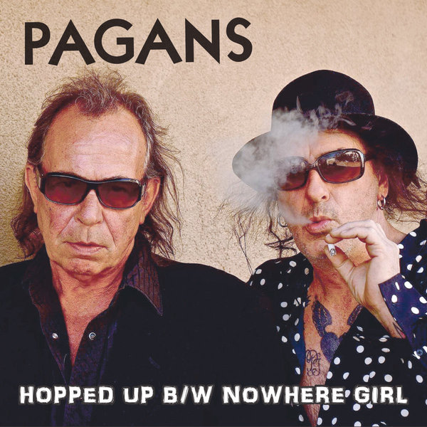 PAGANS, hopped up cover