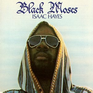 Cover ISAAC HAYES, black moses