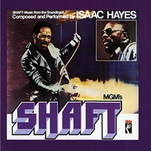 Cover ISAAC HAYES, shaft