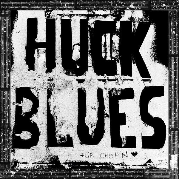 Cover HUCK BLUES, für chopin