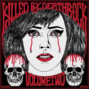 Cover V/A, killed by deathrock vol. 2