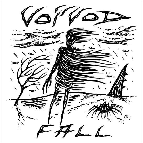 Cover VOIVOD / ENTOMBED, split