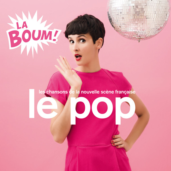 Cover V/A, le pop la boum