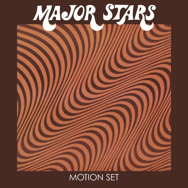 MAJOR STARS, motion set cover