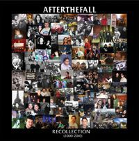 Cover AFTER THE FALL, recollected